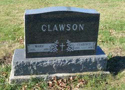 Clarence Clawson