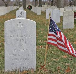 William D Fife