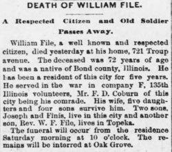 William File