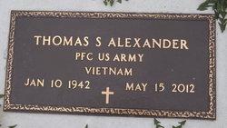 Thomas Scott Alexander
