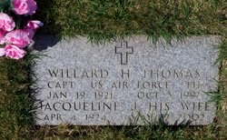 Willard Hale Thomas