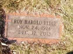 Roy Harold Reece