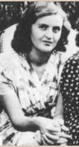 "Margarete Berta ""Gretl"" <I>Braun</I> Berlinghoff"