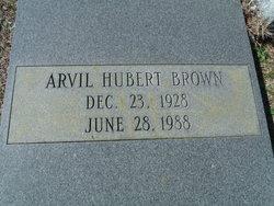 Arvil Hubert Brown