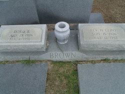 Doris E Brown