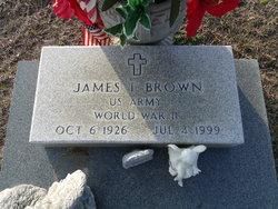 James T Brown