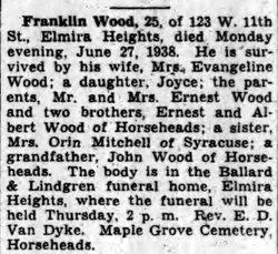 Franklin L. Wood