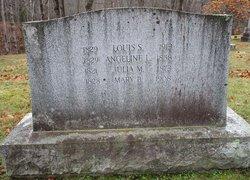 Mary Eliza <I>Baldwin</I> Sanctuary