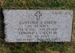 Clifford A Csech