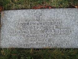 Andrew W Ferris