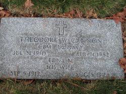 Edna M Gannon