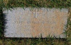 Sybil Oliver Garvin