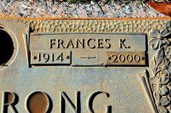Frances Selemma <I>Keesee</I> Armstrong