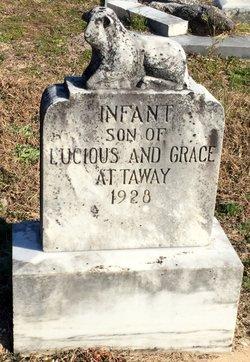 Infant Son Attaway
