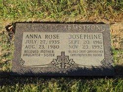 Anna R Jackson
