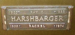 Ray Stratton Harshbarger