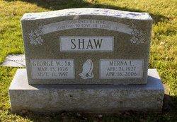 George W. Shaw, Sr