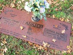 Raleigh Edward Adams