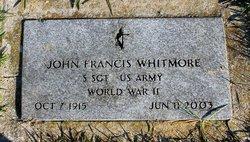 John Francis Whitmore