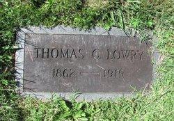Thomas C Lowry