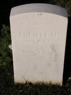 Lucille M Fischer