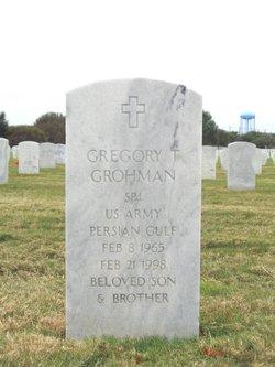 Gregory T Grohman
