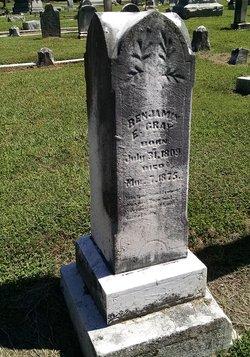Benjamin Edwards Gray