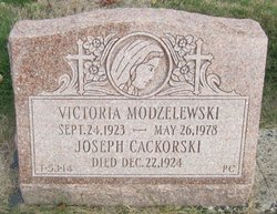 Joseph Cackowski