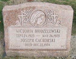 Victoria <I>Kopczynski</I> Modzelewski