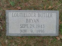 Loutielder <I>Butler</I> Bryan