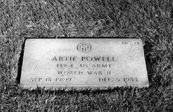 Artie Powell