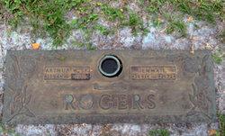 Arthur W Rogers, Sr