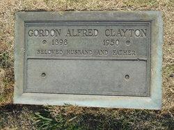 Gordon Alfred Clayton