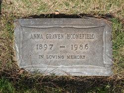 Anna <I>Helland</I> Hodnefield