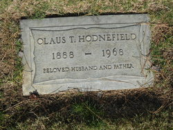 Olaus T Hodnefield