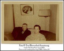 Eva Irene <I>Brownlee</I> Armstrong