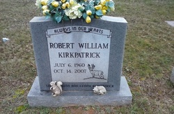 "Robert William Paul ""Bobby"" Kirkpatrick"