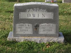 Myrtle Gladys <I>Puckett</I> Owen