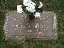 Mabel M. Garrett