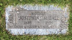 Josephine M. Ball