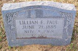 Lillian E. Paul