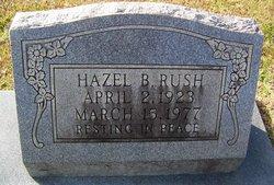 Hazel B. Rush