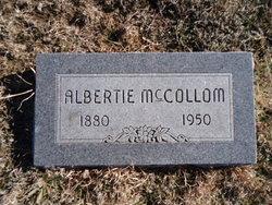 Alberta <I>Schneider</I> McCollom