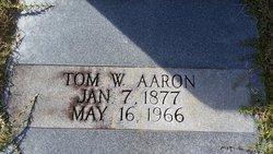 Thomas William Aaron