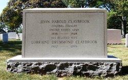 Lorraine <I>Drummond</I> Claybrook Gants
