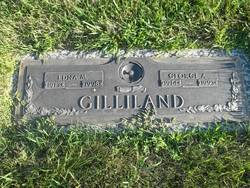 Edna May <I>Goodsell</I> Gilliland