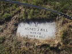 Agnes J. Bill