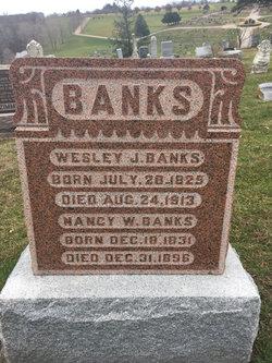 Wesley Johnson Banks