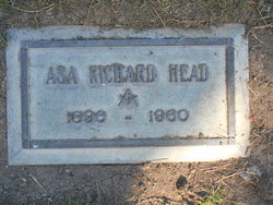 Asa Richard Head