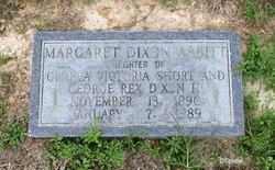 Margaret Linda <I>Dixon</I> Abbitt